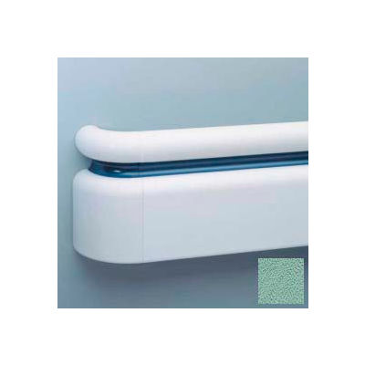 Outside Corners For Three-Piece Handrail System, Pale Jade