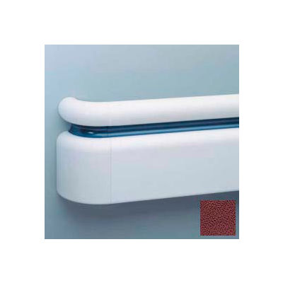 Outside Corners For Three-Piece Handrail System, Cordovan
