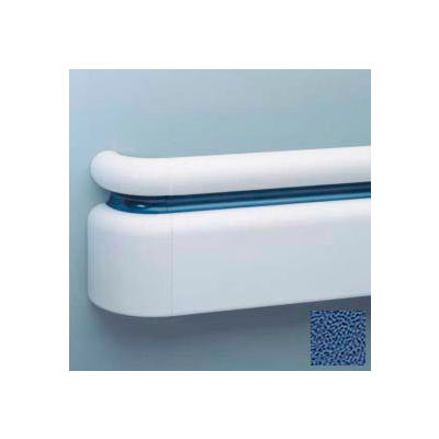 Outside Corners For Three-Piece Handrail System, Brittany Blue