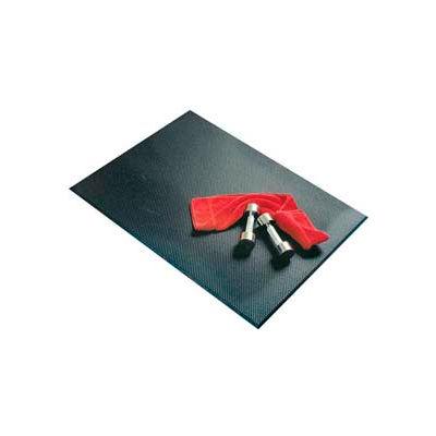 "Pawlings Pro-Tek® Punishment Pad, 1/2"" Thick, 48""L x 72""W, Black"
