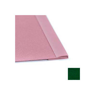 8' Long Cap For Wall Sheet, Hunter Green