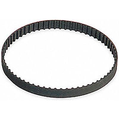 PIX 126XL025, Standard Timing Belt, XL, 1/4 X 12-5/8, T63, Trapezoidal