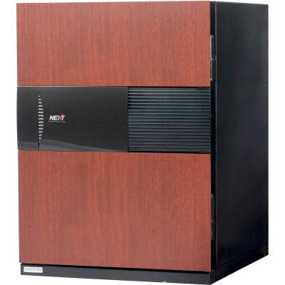 Phoenix Safe NEXT Digital Lock Luxury Fire Res. Safe w/ Cherry Door 2.7 cu ft, Black, Steel