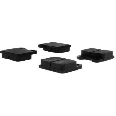 C-Tek Semi-Metallic Brake Pads with Shims, C-Tek 102.00300