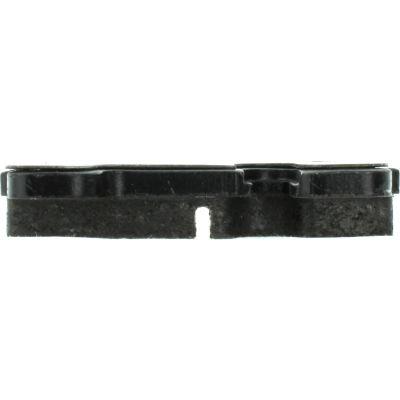 C-Tek Semi-Metallic Brake Pads with Shims, C-Tek 102.02870