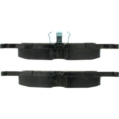 C-Tek Semi-Metallic Brake Pads with Shims, C-Tek 102.03960