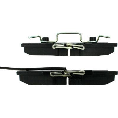 C-Tek Semi-Metallic Brake Pads with Shims, C-Tek 102.04191