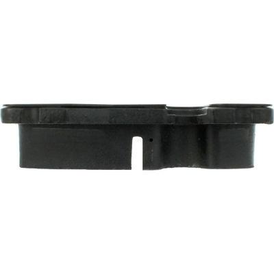 C-Tek Semi-Metallic Brake Pads with Shims, C-Tek 102.04450
