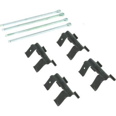 C-Tek Semi-Metallic Brake Pads with Shims, C-Tek 102.05181