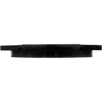 C-Tek Semi-Metallic Brake Pads with Shims, C-Tek 102.05840