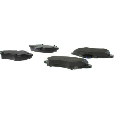 C-Tek Semi-Metallic Brake Pads with Shims, C-Tek 102.06000