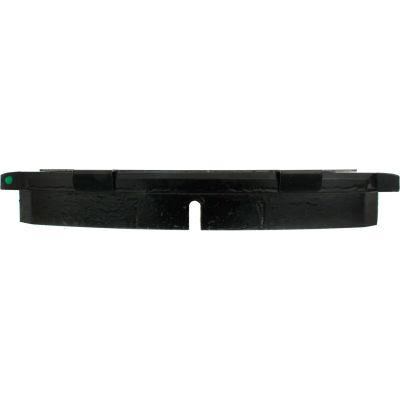 C-Tek Semi-Metallic Brake Pads with Shims, C-Tek 102.06060
