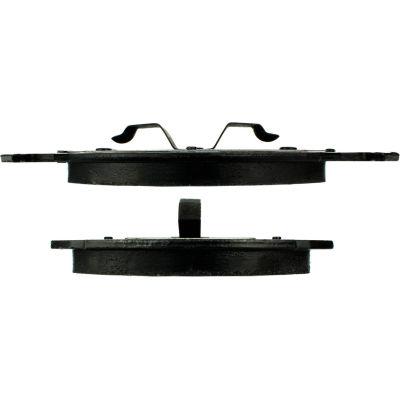 C-Tek Semi-Metallic Brake Pads with Shims, C-Tek 102.06230