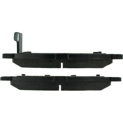 C-Tek Semi-Metallic Brake Pads with Shims, C-Tek 102.06370