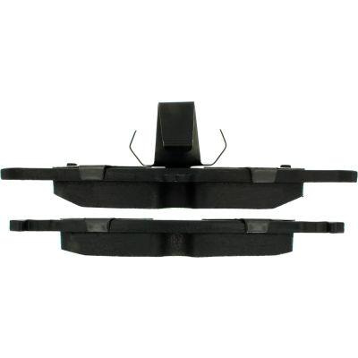 C-Tek Semi-Metallic Brake Pads with Shims, C-Tek 102.06440