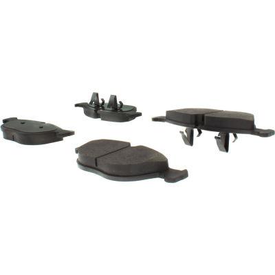 C-Tek Semi-Metallic Brake Pads with Shims, C-Tek 102.06820