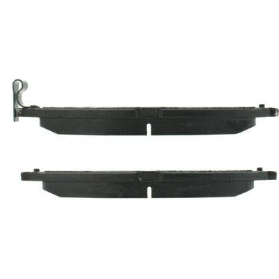 C-Tek Semi-Metallic Brake Pads with Shims, C-Tek 102.08300