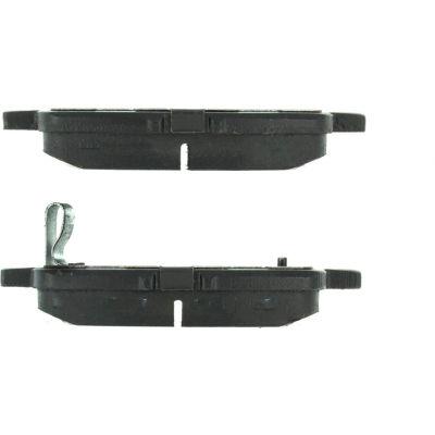C-Tek Semi-Metallic Brake Pads with Shims, C-Tek 102.08650