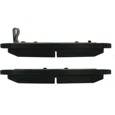 C-Tek Semi-Metallic Brake Pads with Shims, C-Tek 102.08890