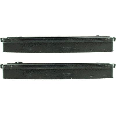 C-Tek Semi-Metallic Brake Pads with Shims, C-Tek 102.09680