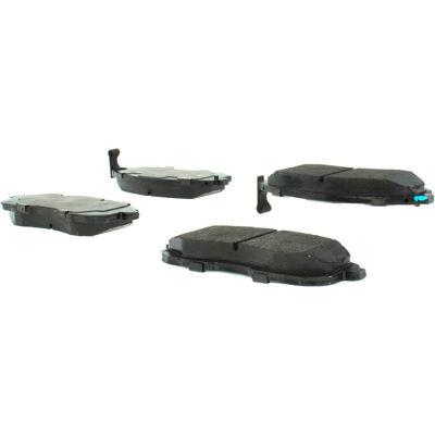 C-Tek Ceramic Brake Pads with Shims, C-Tek 103.06530