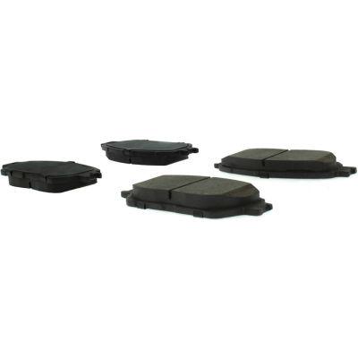 C-Tek Ceramic Brake Pads with Shims, C-Tek 103.09061