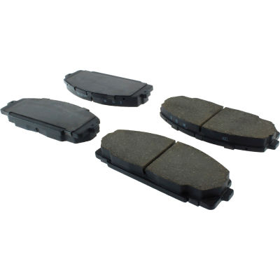C-Tek Ceramic Brake Pads with Shims, C-Tek 103.13440