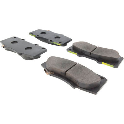 C-Tek Ceramic Brake Pads with Shims, C-Tek 103.15670