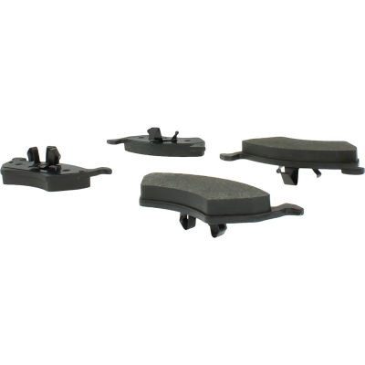 C-Tek Ceramic Brake Pads with Shims, C-Tek 103.16410