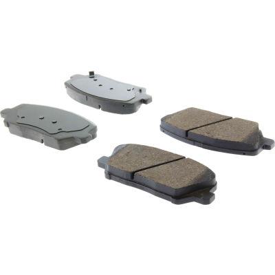 C-Tek Ceramic Brake Pads with Shims, C-Tek 103.18270