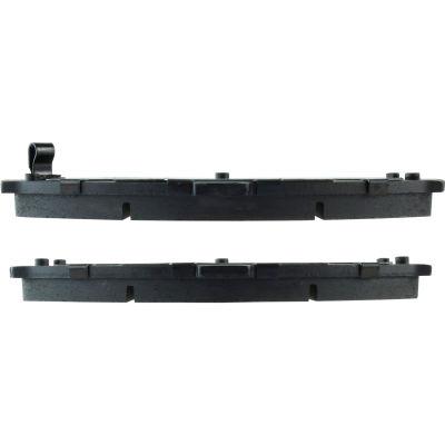 Posi Quiet Semi-Metallic Brake Pads with Hardware , Posi Quiet 104.07490
