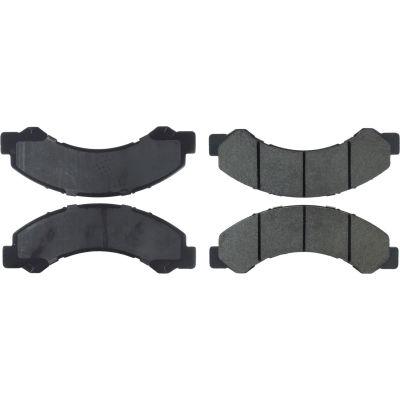 Posi Quiet Semi-Metallic Brake Pads with Hardware , Posi Quiet 104.08250
