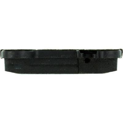 Posi Quiet Semi-Metallic Brake Pads with Hardware , Posi Quiet 104.08740