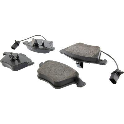 Posi Quiet Semi-Metallic Brake Pads with Hardware , Posi Quiet 104.09151