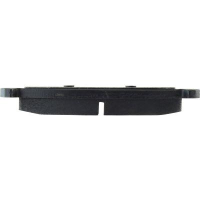 Posi Quiet Semi-Metallic Brake Pads with Hardware , Posi Quiet 104.10360