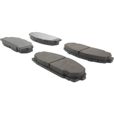 Posi Quiet Semi-Metallic Brake Pads , Posi Quiet 104.13440