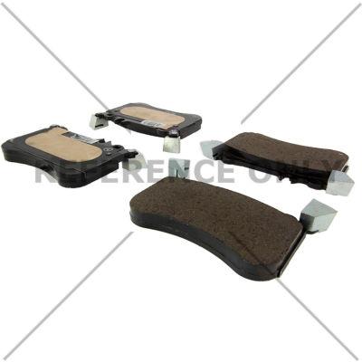 Posi Quiet Semi-Metallic Brake Pads , Posi Quiet 104.16341