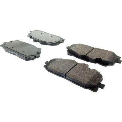 Posi Quiet Semi-Metallic Brake Pads , Posi Quiet 104.18940