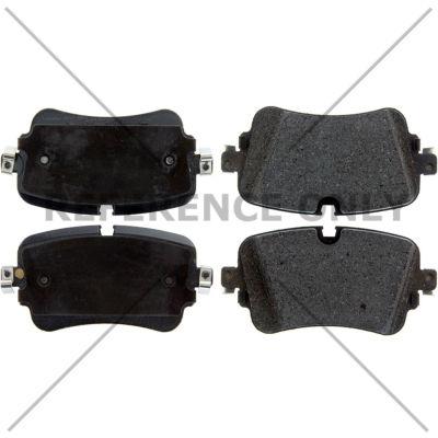 Posi Quiet Semi-Metallic Brake Pads , Posi Quiet 104.18950