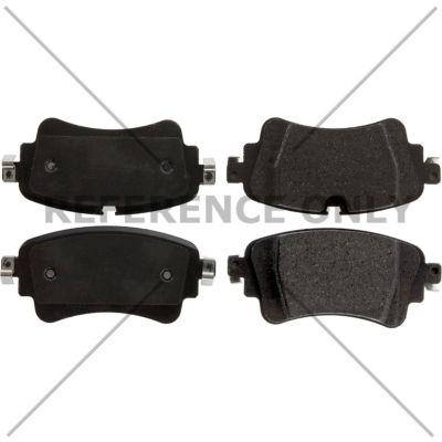 Posi Quiet Semi-Metallic Brake Pads , Posi Quiet 104.18980
