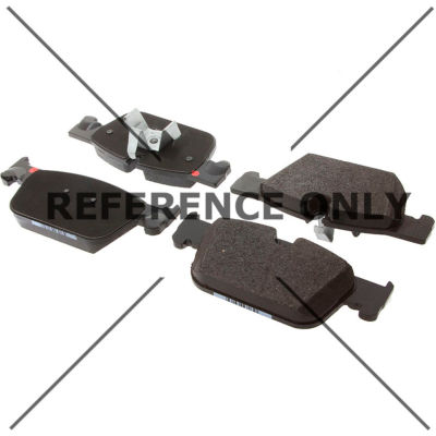 Posi Quiet Semi-Metallic Brake Pads , Posi Quiet 104.19240