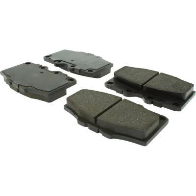 Posi Quiet Ceramic Brake Pads with Shims and Hardware , Posi Quiet 105.01371