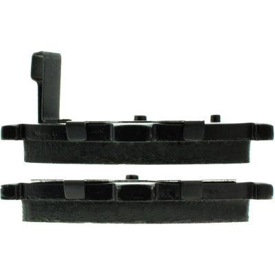 Posi Quiet Ceramic Brake Pads with Shims and Hardware , Posi Quiet 105.03230