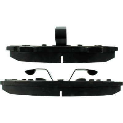 Posi Quiet Ceramic Brake Pads with Shims and Hardware , Posi Quiet 105.03690