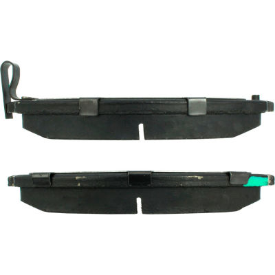 Posi Quiet Ceramic Brake Pads with Shims and Hardware , Posi Quiet 105.04220