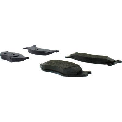 Posi Quiet Ceramic Brake Pads with Shims and Hardware , Posi Quiet 105.05240