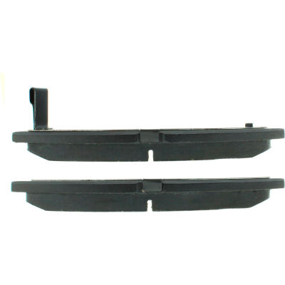 Posi Quiet Ceramic Brake Pads with Shims and Hardware , Posi Quiet 105.05300