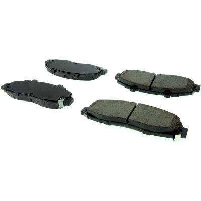 Posi Quiet Ceramic Brake Pads with Shims and Hardware , Posi Quiet 105.06790