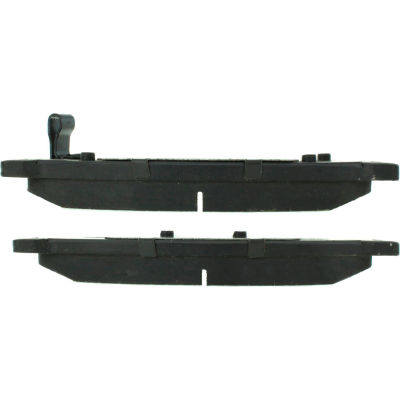 Posi Quiet Ceramic Brake Pads with Shims and Hardware , Posi Quiet 105.07550