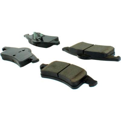 Posi Quiet Ceramic Brake Pads with Shims and Hardware , Posi Quiet 105.07910